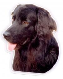 Portrait schwarz 35 cm