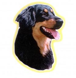 Portrait schwarzmarken 13 cm