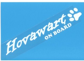 Hovawart on Board