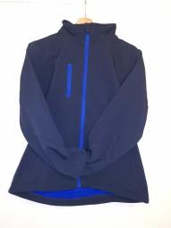 Sport Soft Shell Jacke Damenmodell