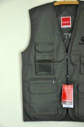 Trainingsgilet Unisex Baumwolle