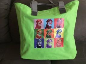 Hovi-Shopper in vielen Farben!